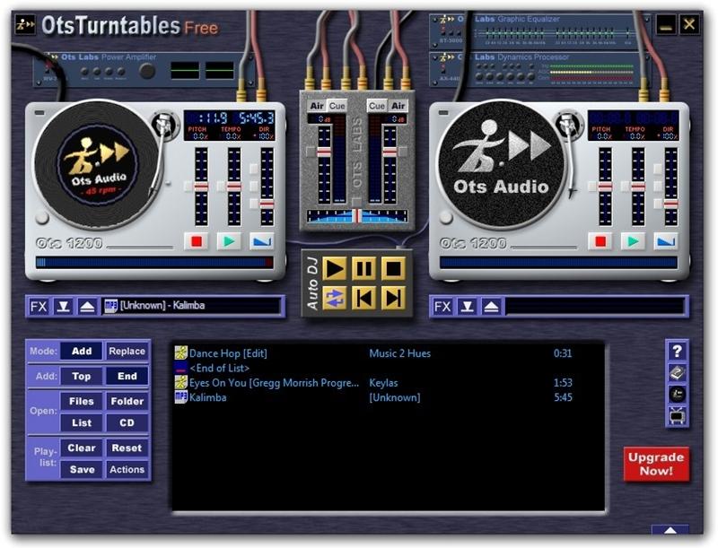 programa ots turntables free