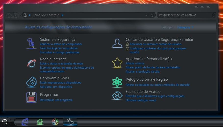 Neon Skin Pack - Imagem 2 do software