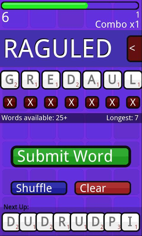 Word Game - Imagem 1 do software