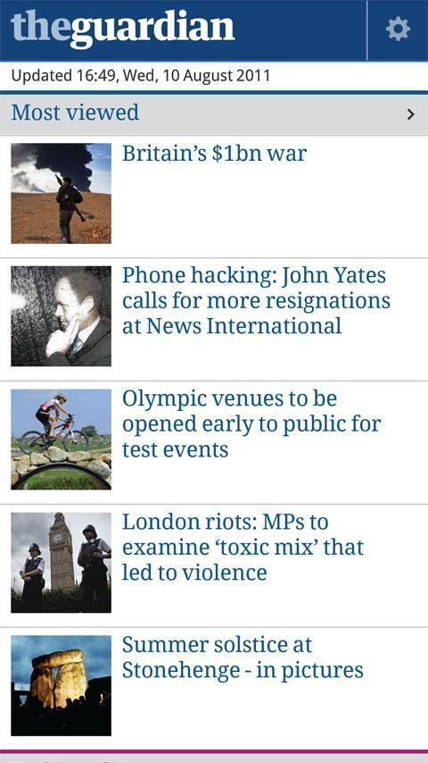 The Guardian - Imagem 1 do software