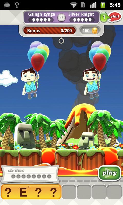 Hanging With Friends - Imagem 1 do software