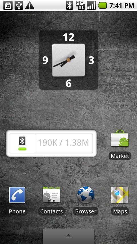 PdaNet - Imagem 2 do software