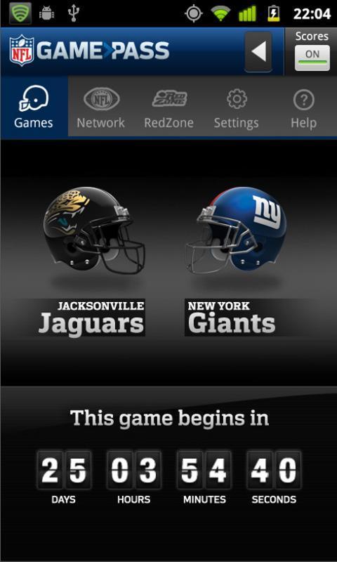 NFL Game Pass Mobile - Imagem 2 do software