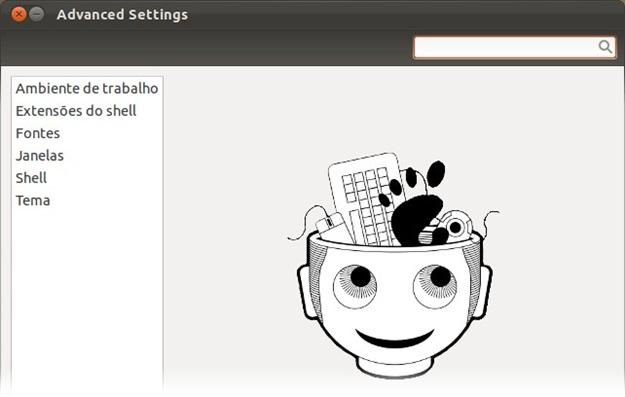 Gnome Tweak Tool - Imagem 1 do software