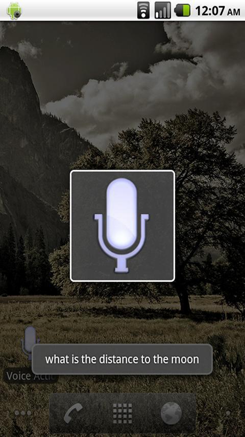 Voice Actions - Imagem 1 do software