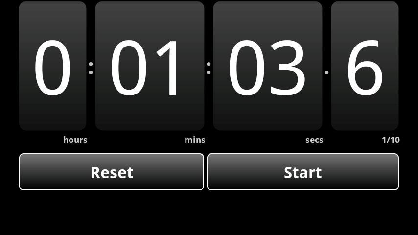 StopWatch & Timer - Imagem 1 do software