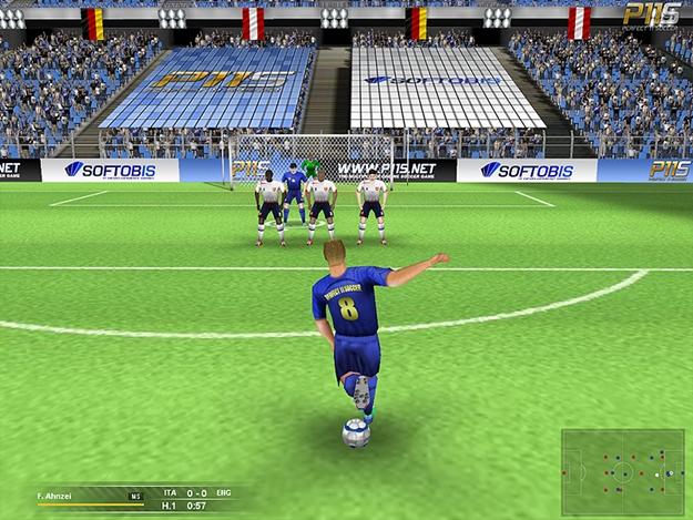 Kamicat Football: Futebol 3D