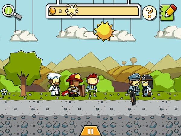 Scribblenauts Remix - Imagem 1 do software