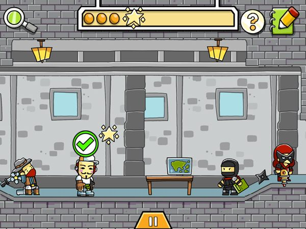 Scribblenauts Remix - Imagem 3 do software