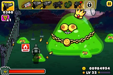 Monster Mayhem - Imagem 1 do software