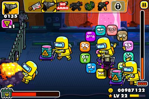 Monster Mayhem - Imagem 2 do software