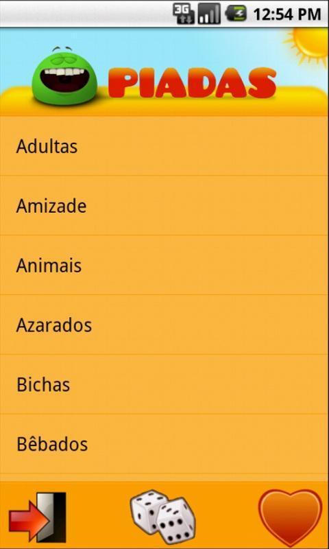 Piadas - Imagem 1 do software
