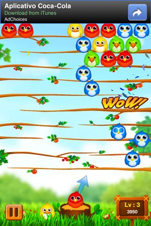Fly Bird HD - Imagem 2 do software