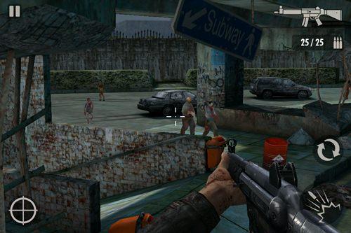 Contract Killer: Zombies - Imagem 2 do software