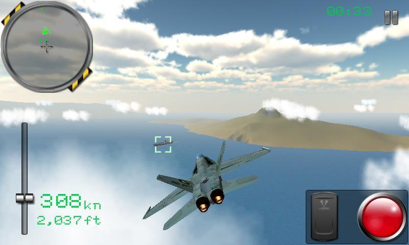 F18 Carrier Landing Lite - Imagem 1 do software