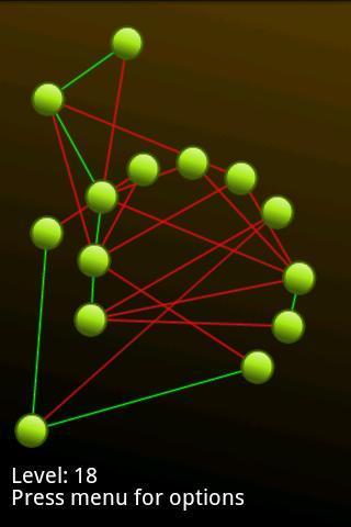 Untangle me - Imagem 1 do software