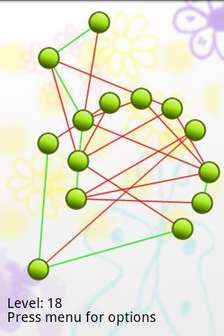 Untangle me - Imagem 2 do software