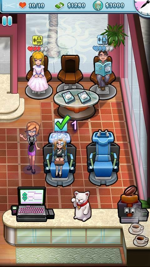 Sally`s Salon Luxury - Imagem 2 do software