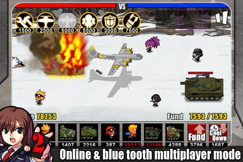 Army Wars Defense 2 lite - Imagem 1 do software