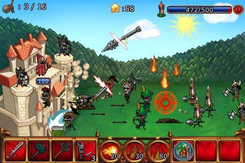 Cartoon Defense 2 - Imagem 1 do software
