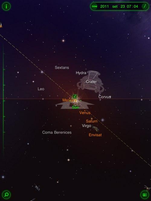 Star Walk - 5 Stars Astronomy Guide - Imagem 1 do software