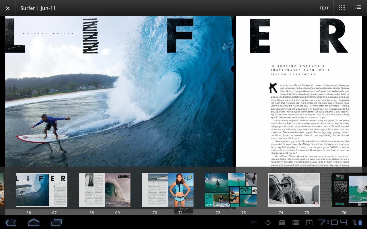 Zinio Magazine Reader - Imagem 4 do software