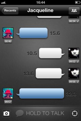 TalkBox Voice Messenger - Imagem 3 do software