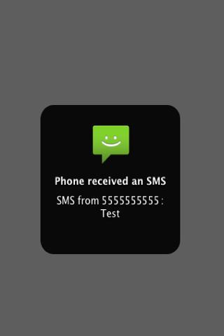 Notificações Remotas - Imagem 2 do software