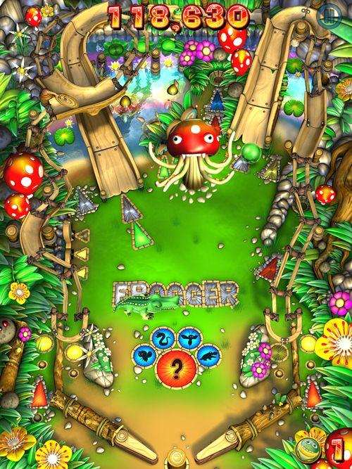 Frogger Pinball Lite - Imagem 1 do software