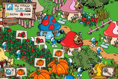 Smurfs` Village - Imagem 3 do software