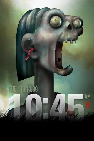 Zombie Clock - Imagem 2 do software