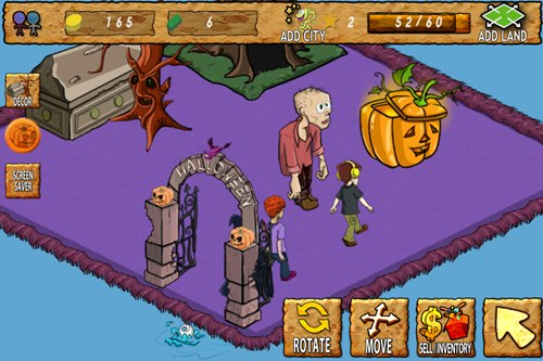 Halloween City - Imagem 1 do software