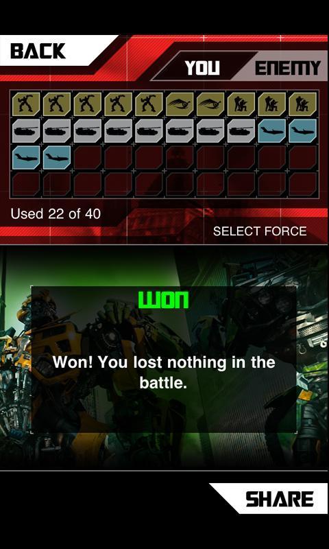 TF3 Battle Zone - Imagem 3 do software