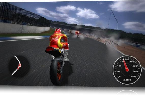 Superbike Racers.