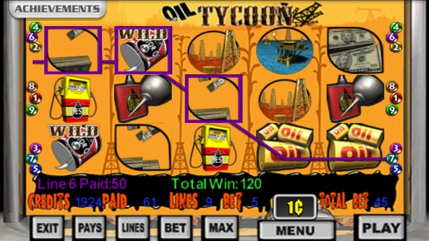 Oil Tycoon - Unlockable - Imagem 1 do software