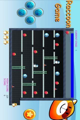 Raccoon Game - Imagem 2 do software