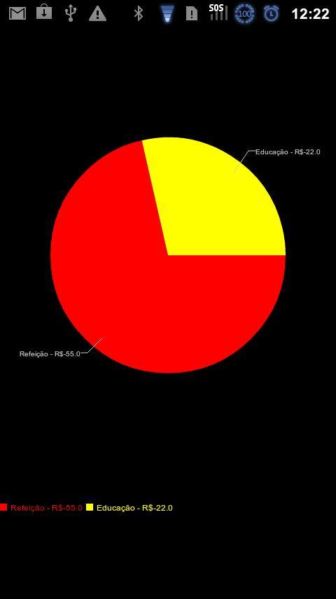 FinançasBR - Imagem 2 do software