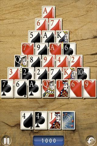 Solitaire Deluxe - Imagem 1 do software