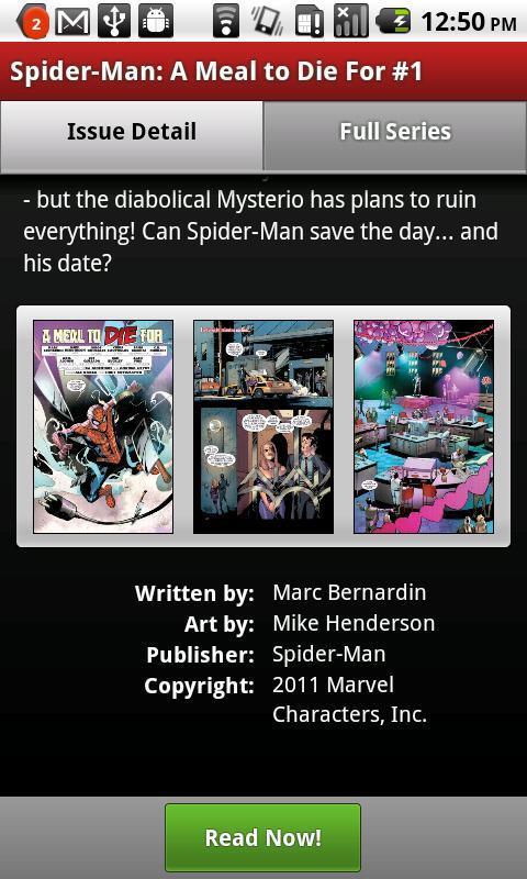 Marvel Comics - Imagem 2 do software