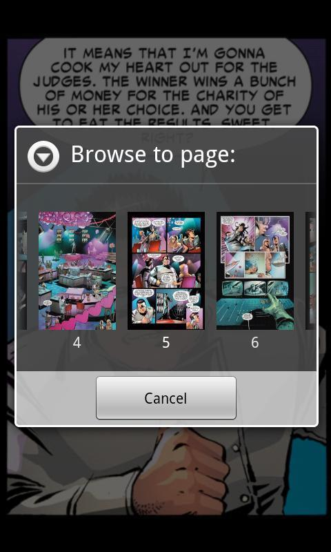 Marvel Comics - Imagem 1 do software