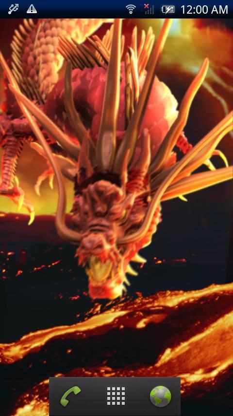 Sky Dragon Lava Free - Imagem 1 do software