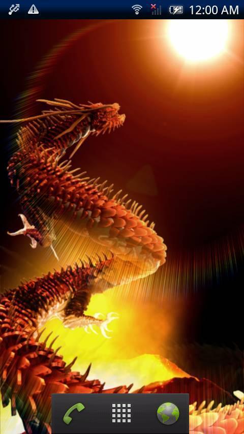 Sky Dragon Lava Free - Imagem 2 do software