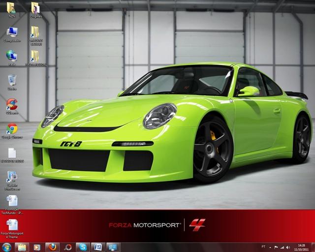 Forza Motorsport 4 Theme.