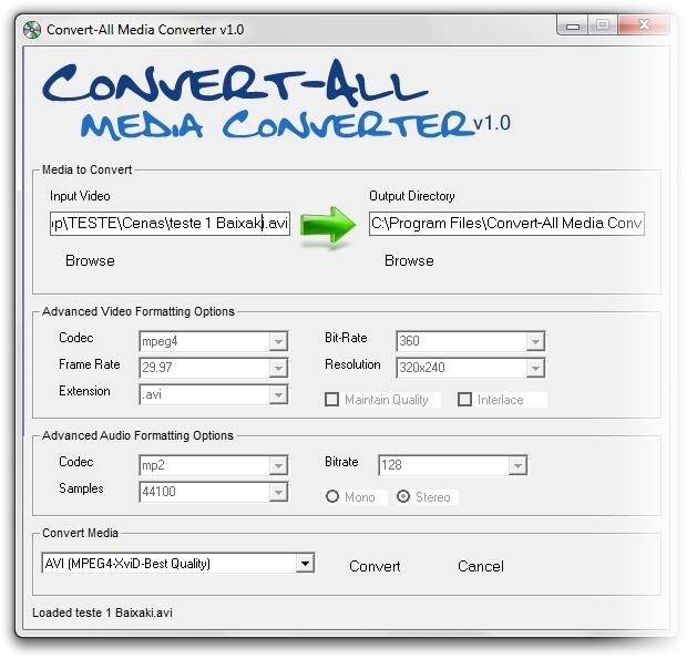 Convert-All Media Converter