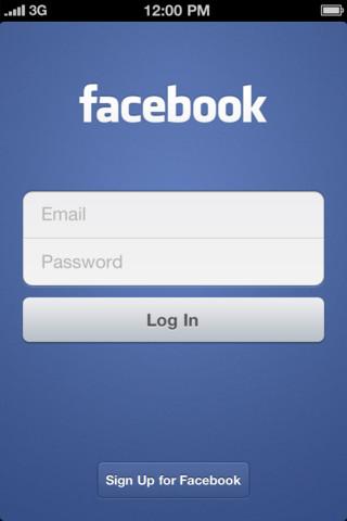 Facebook for iPhone - Imagem 1 do software
