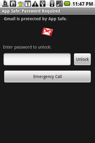App Safe - Imagem 2 do software