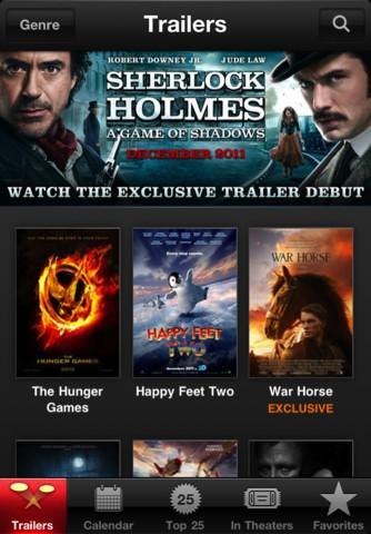 iTunes Movie Trailers - Imagem 1 do software
