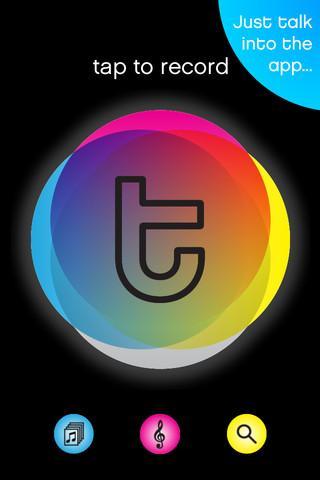 Talkapella - Imagem 1 do software