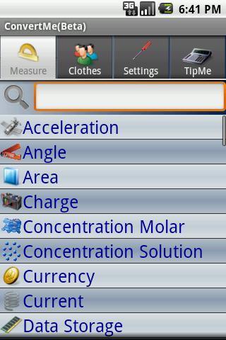 ConvertMe - Imagem 1 do software