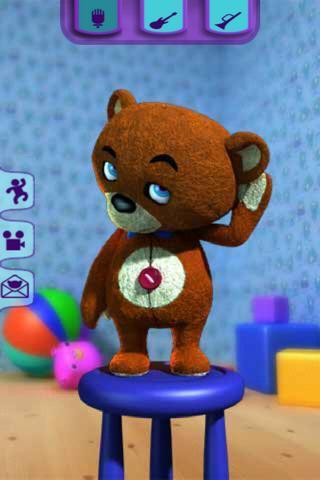 Talking Teddy Bear - Imagem 2 do software